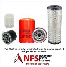 Takeuchi TB235, TB250 Filter Service Kit - Air, Oil, Fuel Filters