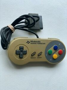 Super Famicom Controller Official Nintendo for SNES - Yellowing - US Seller