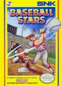 Baseball Stars - NES Nintendo Very Fun Game