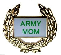 Army Mom Wreath Hat or Lapel Pin H14356 F3D17D