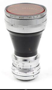 Lens Schneider Cinegon 1.9/11,5mm  C Mount