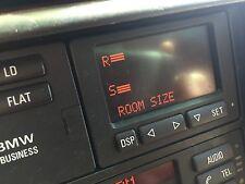 BMW E38 HiFi DSP screen display 740iL 750iL 740i 730d 728i 735i 728iL 735iL 740d