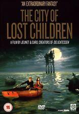 DARK FANTASY DVD - THE CITY OF LOST CHILDREN