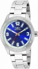 Invicta Specialty 17926 Men's Round Analog Blue and Silver Tone Watch