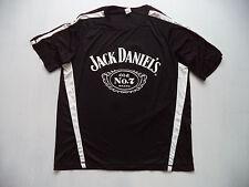 Mens JACK DANIEL'S shirt Sz L sports running fitness athletic ski gym JD T