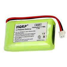 HQRP Batería para Dogtra BP74T; 2500T&B, 2502T&B, 3500NCP, 3502NCP transmisor
