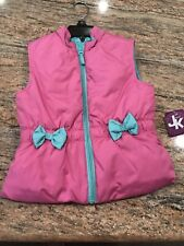 Girls Size 5 Puffer Vest