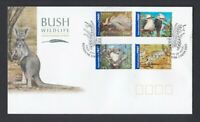 AFD289) Australia 2005 Bush Wildlife FDC International Post