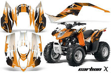 ATV Decal Graphic Kit Wrap For Arctic Cat DVX50 DVX90 Quad 2008-2017 CARBONX ORG