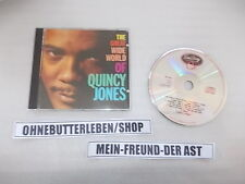 CD JAZZ Quincy Jones-The Great Wide World of... (10) canzone EmArcy/PHONOGRAM
