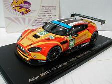 Aston Martin Modell-Rennfahrzeuge von Spark