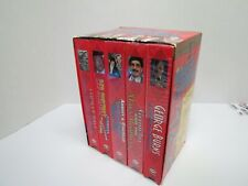 Kings Of Comedy 5 Pack Collector Series VHS Tapes George Burns Groucho Marx