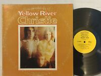 Christie Yellow River EX YELLOW EPIC ORIG 1970 pop psych
