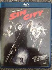 Sin City (Blu-ray Disc - 2008, Canadian)