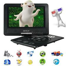 "9"" inch Portable DVD Player with Game/ U Drive/ FM/ TV/ USB +Remote Control Q7FK"