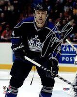Jaroslav Modry Signed LA Kings Authentic Autographed 8x10 Photo PSA/DNA #Z39943