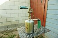 RARE PROPANE VINTAGE BLOW TORCH MUTUAL GAS SERVICE EQUIPMENT