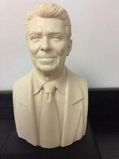 Ronald Reagan U.S. President Bust Statue Sculpture Perfect Gift! Well-Made