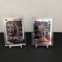 2019-2020 Panini Nba Hoops Premium Stock Zion Williamson Silver Holo Prizm RC