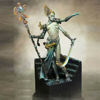 Necromancer Resin Kits Unpainted Model GK Unassembled 6cm H