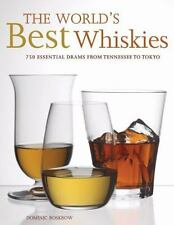THE WORLD'S BEST WHISKIES - ROSKROW, DOMINIC - NEW HARDCOVER BOOK