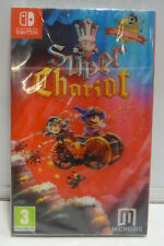 SUPER CHARIOT NINTENDO SWITCH NEW SEALED REGION FREE