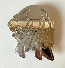 Heavy Lion Head Belt Buckle Men's Fashion Reggae Lion King