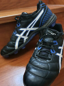 Mens Asics Gel Lethal Club 8 Football Boots Size US 13 EURO 48
