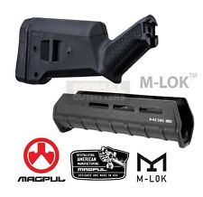M-LOK Magpul Mossberg 500/590 SGA Stock & Forend Combo Black MAG490/494BLK New