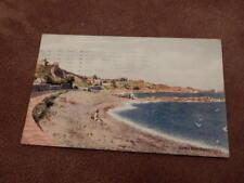 1920s Salmon Postcard - Cobo Bay - Guernsey Channel Islands