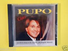 cd compact disc pupo ciao canada's wonderland 1991 gelato al cioccolato ghinazzi
