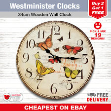 Wall Clocks - 19 Styles to Choose From
