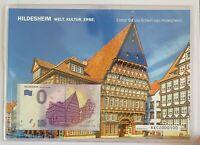 BILLET 0  EURO HILDESHEIM WELT KULTUR ERBE ALLEMAGNE   2018 NUMERO 100