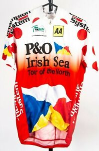 Womens Tour Of the North Race Cut Cycling Jersey