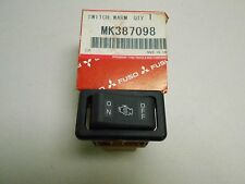 MK387098 MITSUBISHI FUSO TRUCK ENGINE WARMING SWITCH 387098