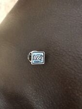 RWJ Robert Wood Johnson Hospital Logo Pin Classic Cool Vintage Pinback