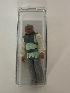 🔥 1983 Kenner Star Wars Vintage ROTJ JABBA THE HUTT  SKIFF GUARD NIKTO
