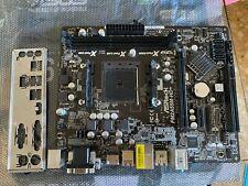 FM2 Placa Base ASROCK  AMD Micro atx Socket FM2+  para DDR3