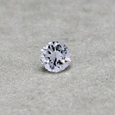 Natürlicher Diamant 0,05ct 2,4mm - 2,5mm G-H / IF-VVS Brillant Rund 2,5 2,6
