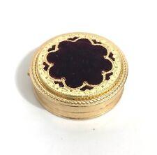 Vintage 1960s Intimate Petit Parfum Compact Revlon #B28