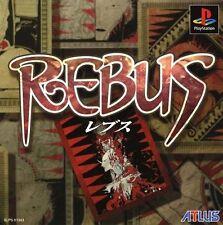 Videospiel mit NTSC-J Regionalcode für Sony PlayStation 1