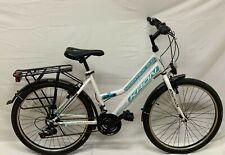 24 Zoll Fahrrad Kinderrad  21 Gang Shimano Schaltung Weiß Blau