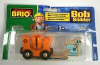 Bob the Builder Brio 32804 Dizzy Cement Mixer Pilchard Cat Wooden Railway 2001
