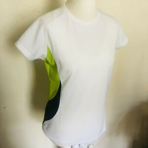 Trespass Ladies Workout Active Top Quick Dry Size M 12 Running Exercise