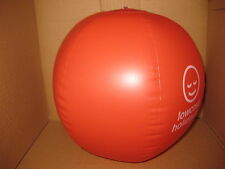 INFLATABLE BLOW UP BEACH BALL 26cm SUMMER PARTY HOLIDAY GARDEN FUN TOY LOW COST