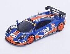 Spark 1:43 Gulf McLaren F1 GTR, Le Mans 1996, Leto / Weaver / Bellm