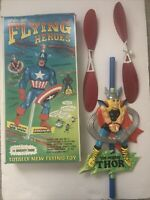 Ohio Art Flying Heroes The Mighty Thor #167 in box-Marvel-Mania Vintage 1968