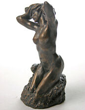 The Bather Toilette De Venus Bronze Statue Sculpture Auguste Rodin 1885 Replica