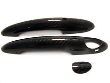 Carbon Türgriffabdeckungen Cover für Mini Cooper F56 F57 keyless-go