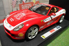 FERRARI 599 GTB FIORANO PANAMERICAN 1/18 HOT WHEELS ELITE L7117 voiture miniatur
